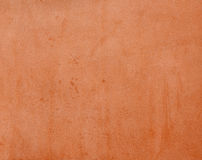 Texture  vegetable tanned leather reddish color Royalty Free Stock Image