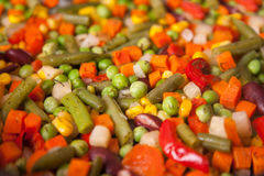 Texture of vegetables Royalty Free Stock Images