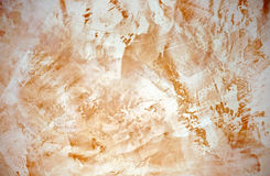 The texture of venetian plaster Royalty Free Stock Photo