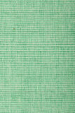 Texture verte approximative de textile Photo stock