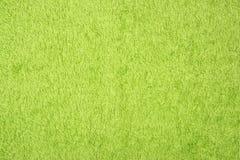 Texture verte d'allégement Photographie stock libre de droits