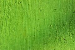 Texture verte de mur Photographie stock