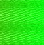 Texture verte de point Photos libres de droits