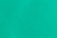 Texture verte de tissu Photos libres de droits