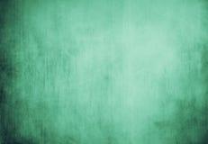 Texture verte de vintage Photographie stock libre de droits