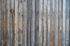 Texture of vertical wood plank Stock Images