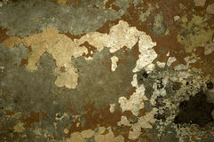 Texture - very old wall Royalty Free Stock Photo