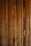 Texture of very old wooden wall Stock Images