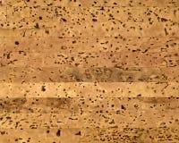 Texture vide de liège naturel Image libre de droits