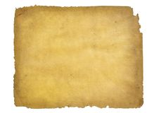 Texture of vintage paper. Old paper sheet, old paper vintage background Stock Photo