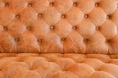 Texture of vintage sofa Stock Images