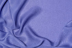 Texture violet fabric Stock Image