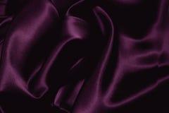 Texture of a violet silk stock photos