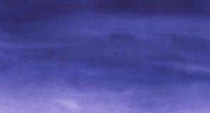 Texture violette d'aquarelle de Dar Photo stock