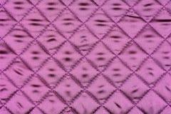 Texture violette de tissu Photo libre de droits