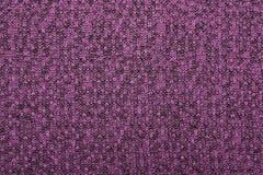 Texture violette de tissu Photos stock