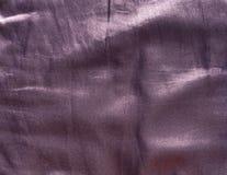 Texture violette de tissu de textile de couleur Image stock