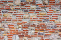 Texture wall brick stone stock images