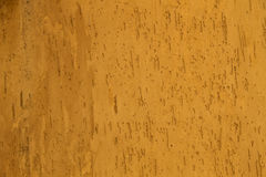 Texture of wall covered with orange stucco Royalty Free Stock Images