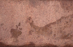 Texture of wall of polished pink granite Stock Photography