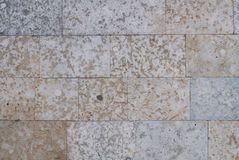 Texture of wall from sandstone Stock Photo