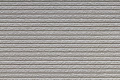 Texture of wallpaper. Grey embrssed pattern of wallpaper texture Royalty Free Stock Photo