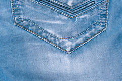 Texture and Wallpaper jeans. Texture and Wallpaper denim blue Stock Photo