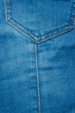Texture and Wallpaper jeans. Texture and Wallpaper denim blue Royalty Free Stock Image