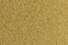 The texture of the walls in shades of yellow. royalty free stock photo