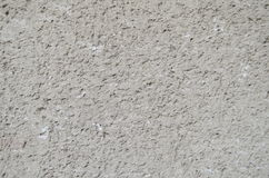 Texture walls. Spraying on the wall close-up Royalty Free Stock Photo
