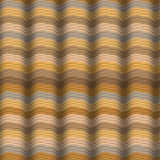 Texture in warm colors. Seamless  abstract waves pattern.Endless texture in warm colors Stock Photography
