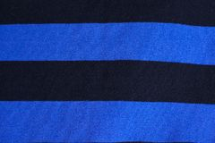 Texture of warm knitted striped clothes royalty free stock photography