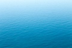 The texture of the water, Atlantic ocean. Stock Photos