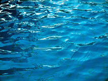 Texture of water background Stock Images