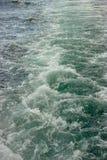 Texture of water. Black Sea, Ukraine Royalty Free Stock Photo