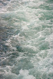 Texture of water. Black Sea, Ukraine Stock Image