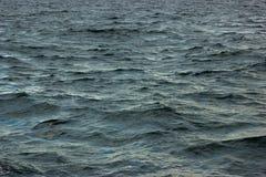 Texture of water. Black Sea, Ukraine Royalty Free Stock Photos