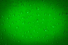 Texture water drops Stock Images