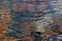 Texture of water surface. Stock Image