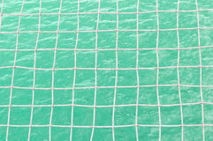 Texture water tight fishnet Stock Photos