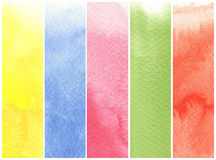 Texture watercolor background painting Stock Images