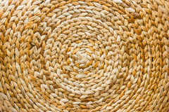 Texture of weave basket. Stock Photography
