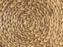 Texture of weave braid. Background and detail Royalty Free Stock Images