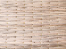Texture of weave mat. Texture of thai native weave mat Royalty Free Stock Photo