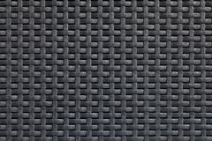 Texture of weave. Detail, dark black color, product pleacement ready royalty free stock images