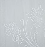 Texture of the wedding dress Royalty Free Stock Photography