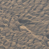 Texture of wet sand Stock Photos