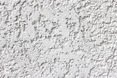 Texture of old white wall background stock photos