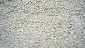 Texture on white cement wall finishing horizontal Stock Photos