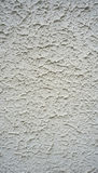 Texture on white cement wall finishing vertical Stock Photography